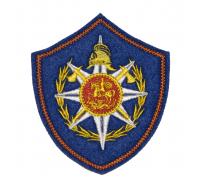 Шеврон МОСОБЛПОЖСПАС щит по приказу 511